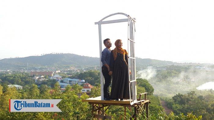 Objek Wisata Batam Tebing Langit di Sekupang