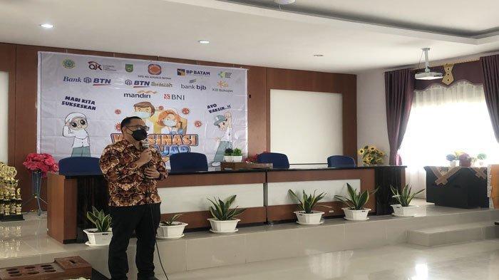 OJK Dukung Vaksinasi Corona di Kepri, Gandeng DPD REI Sasar Sejumlah Daerah
