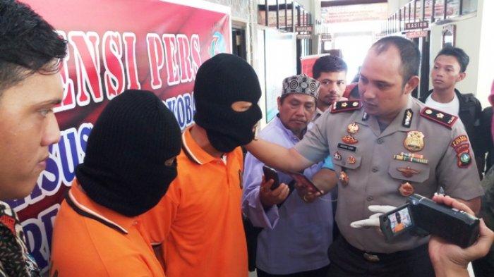 Gegara Sabu, 2 Oknum PNS Pemkab Karimun Ditangkap Polisi
