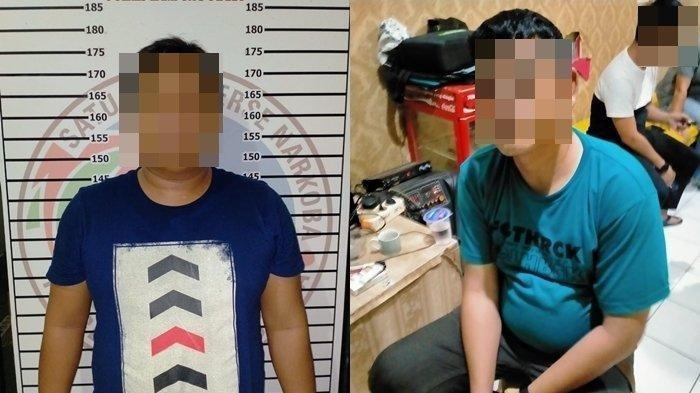 2 Oknum Polisi Miliki Sabu dan Pil Ekstasi Ditangkap, Sebelumnya Pernah Ikut Sidang Disiplin