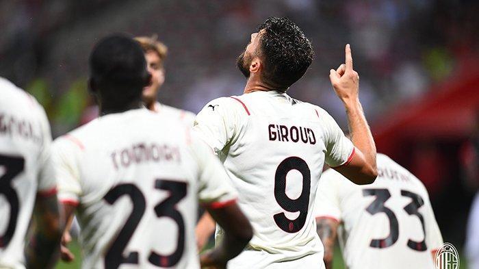 Berita AC Milan - Olivier Giroud Siap Wujudkan Duet Opa-opa Bersama Zlatan Ibrahimovic