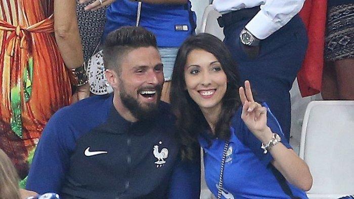 Mengenal Istri Olivier Giroud Striker Chelsea, Jennifer Sosok Tertutup di Tengah Tenarnya Suami