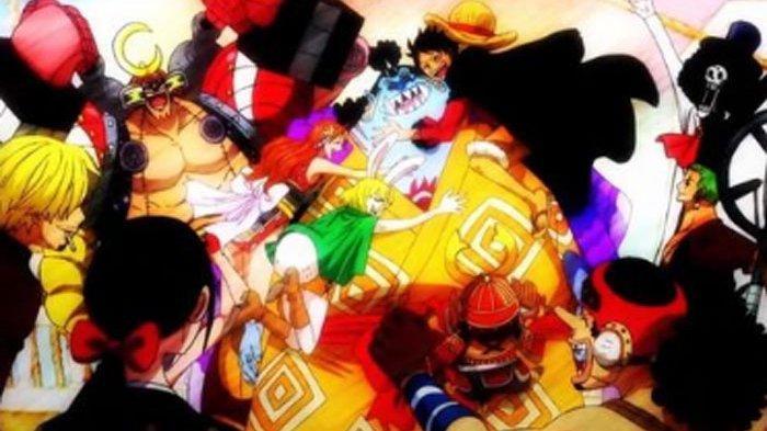 Link Nonton One Piece Episode 984 Sub Indo, Tayang Minggu (25/7), Luffy Ngamuk di Marksa Kaido