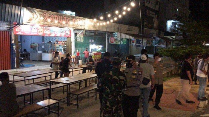 Operasi Cipta Kondisi Polresta Barelang, Sasar Tempat Hiburan Malam Cegah Covid-19