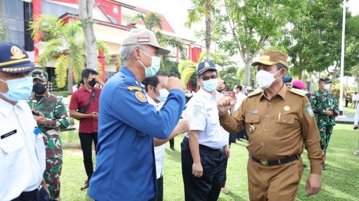 Gubernur Kepri Hadiri Operasi Ketupat Seligi, Ungkap Alasan Larangan Mudik 2021