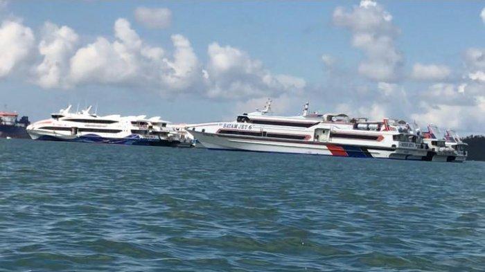 JADWAL PELAYARAN KAPAL Pelabuhan Domestik Sekupang Hari Ini Minggu 18 Oktober 2020