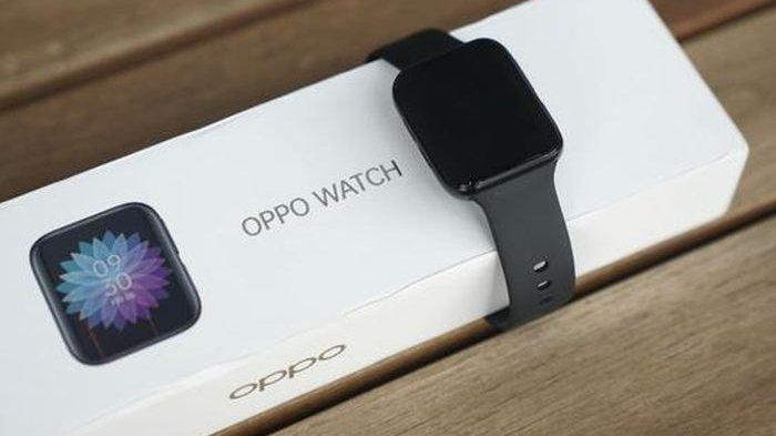 Spesifikasi Lengkap Oppo Watch yang Dibanderol Mulai Rp 3,5 juta
