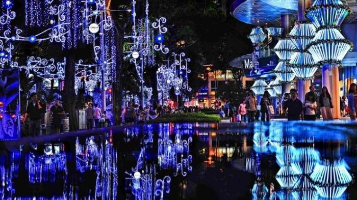 Punya Spot Instagramable, Ini 3 Pusat Perbelanjaan Oleh-oleh Terlengkap di Singapura