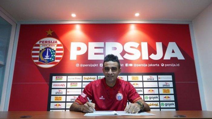 Transfer Liga 1 2020 - Dua Alasan Ini yang Membuat Persija Jakarta Bawa Otavio Dutra ke Jakarta