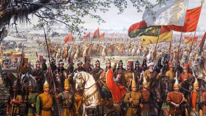 Inilah 5 Tentara Terkuat yang Pernah Ada di Dunia, Tentara Mongol dan Turki Masuk