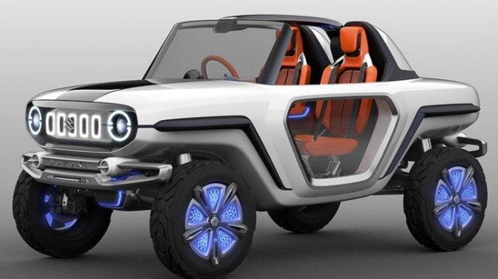 Mobil Listrik Pertama Suzuki Meluncur 2025, Dibandrol Mulai Rp 198 Jutaan