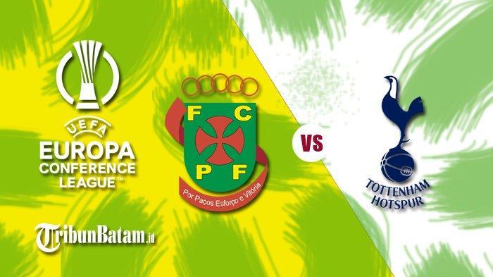 Pacos de Ferreira vs Tottenham Hotspur Kick Off 01.30 WIB, Harry Kane Tidak Main