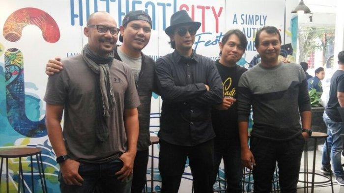Padi Reborn Manggung di Pentas Esplanade Singapura bareng Band Malaysia, Ini Jadwal & Harga Tiketnya