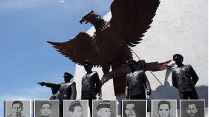 7 Jenderal Korban Keganasan G30S PKI. Inilah Titik-titik Penyiksaan di Tubuh Para Jenderal