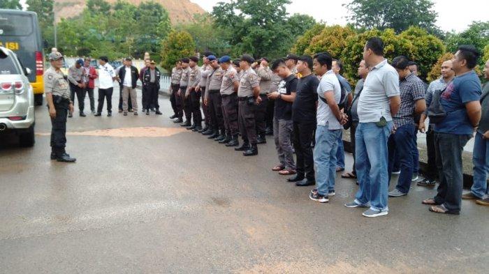 Warga Mengaku Resah, Polisi Tertibkan 'Pak Ogah' di Sekupang