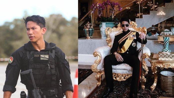 Sosok Pangeran Abdul Mateen Anak Sultan Brunei Darussalam Curi Perhatian saat Pelantikan Jokowi