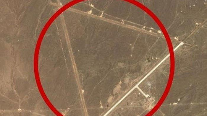 Selama Ini Disembunyikan China, Satelit Bongkar Rencana Xi Jinping Punya Markas Super Rahasia