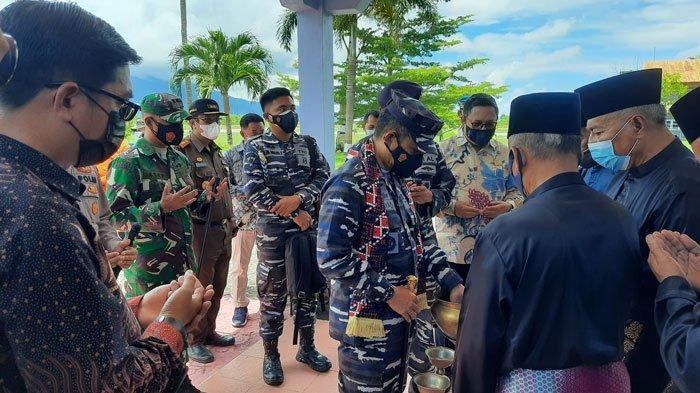 Berita Natuna Hari Ini, Pangkoarmada I Kunjungi Lanal Ranai