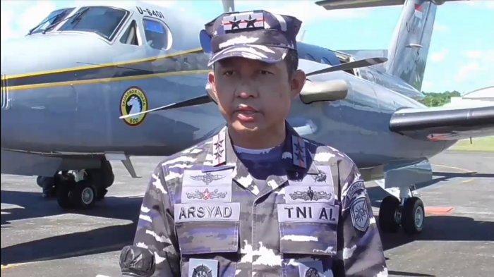 Laut Natuna Utara Atensi Pangkoarmada I Imbas Kabar Kapal Perang Cina di Natuna
