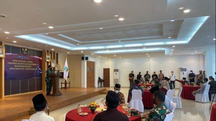 Pangkogabwilhan I ke Anambas Setelah Kapal Cina Masuk Laut Natuna Utara