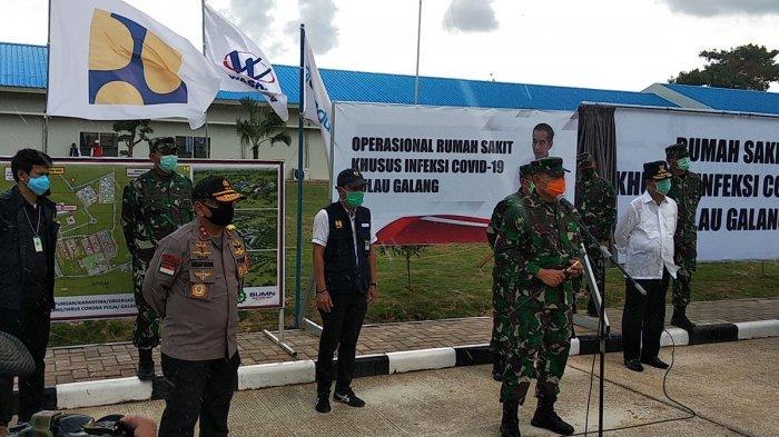 Butuh Pertolongan RS Khusus Corona di Pulau Galang Batam? Hubungi 08116666555