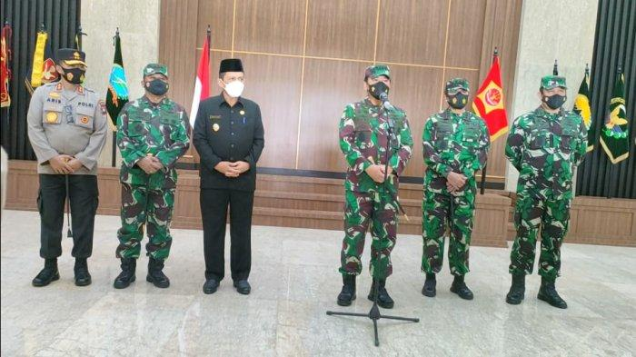 Panglima TNI ke Kepri, Resmikan 3 Markas Kogabwilhan di Dompak Tanjung Pinang