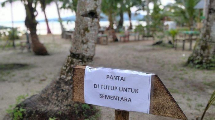 Warga Dilarang Berlibur Sementara, Wisata Pantai di Barelang Batam Ditutup hingga 1 Agustus