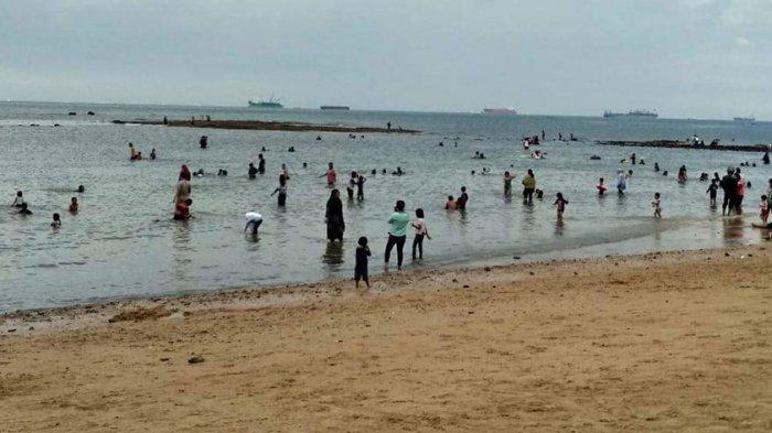 Pengelola Pantai Tanjung Pinggir Bantah Lakukan Pungli, Harusnya Pemerintah Dukung Kami