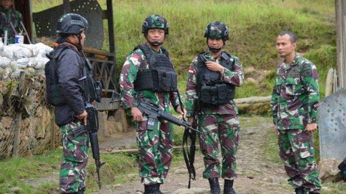 Teroris KKB Papua Semkin Terjepit di Dalam Hutan, Kini TNI Polri Persempit Akses Mereka