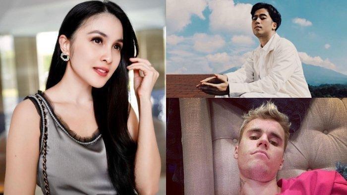 Intip 5 Gaya Artis Terapkan Social Distancing, Ada Justin Bieber hingga Sandra Dewi