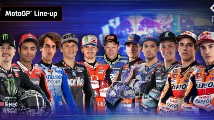 Jadwal MotoGP Virtual GP Spanyol, Minggu (3/5) Malam Ini, Valentino Rossi Absen, Duo Marquez Juara?