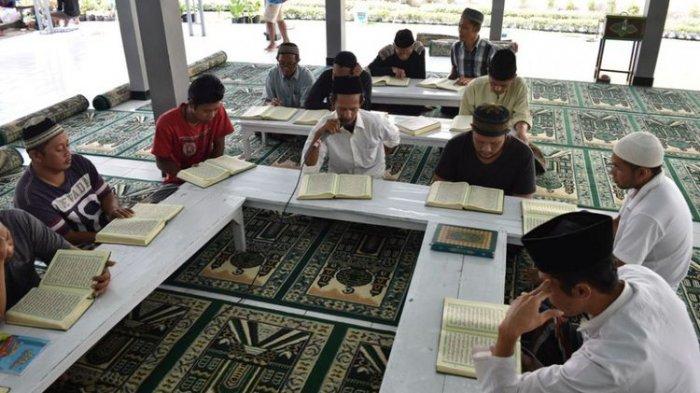 Ramadan, Berada di Lapas Peninggalan Belanda Benteng Pendam Ambarawa Serasa di Pondok Pesantren