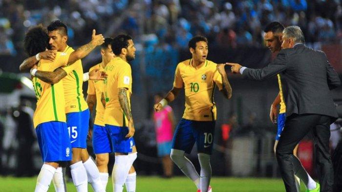Tite Ungkap Taktiknya Bawa Brazil Raih Kemenangan 100 Persen