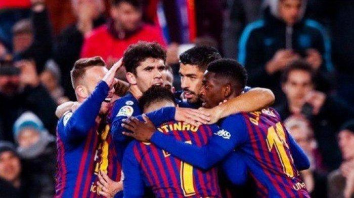 3 Link Live Streaming Barcelona vs Getafe La Liga Spanyol Malam Ini Pukul 23.30 WIB Live BeIN Sport