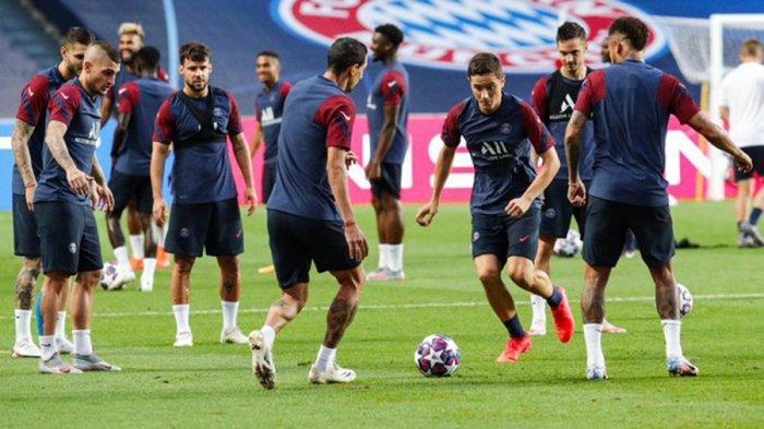 Pemain PSG Neymar, Di Maria, Mauro Icardi, Marquinhos, Keylor Navas Positif Covid-19 Setelah Liburan