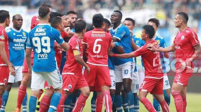 Pertandingan Paling Berkesan Bagi Ardi Idrus di Persib Bandung Adalah Lawan Persija Tahun 2018