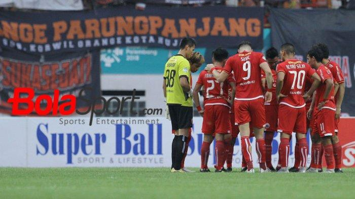 Live Streaming Home United vs Persija Jakarta Playoff Liga Champions Asia Selasa (5/2) Jam 18.30 WIB