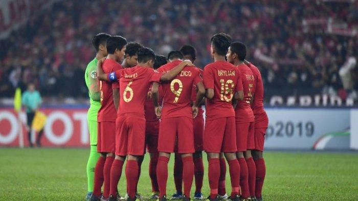 Harga Tiket Timnas U-19 Indonesia vs China dalam Laga Uji Coba di Stadion Gelora Bung Tomo