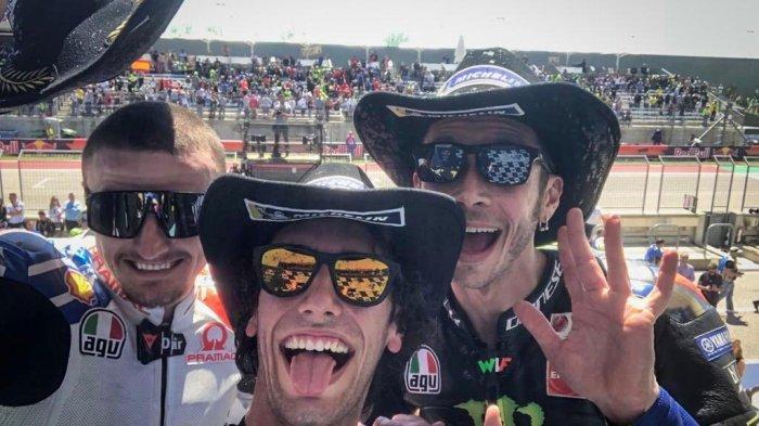 KLASEMEN MOTOGP Setelah Alex Rins Juara GP Americas, Valentino Rossi Geser Marc Marquez