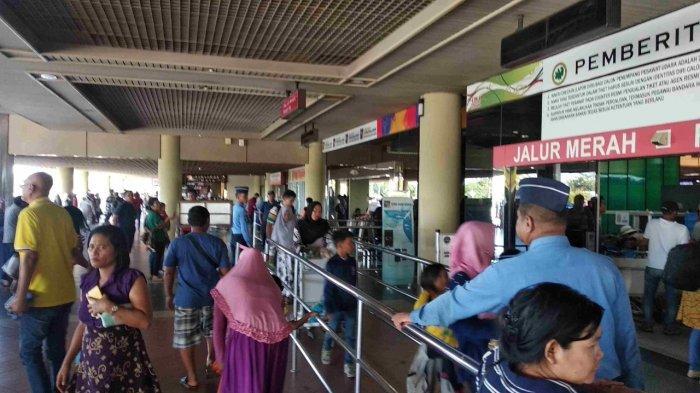 Perbaikan Lampu Runway Bandara Selesai, Penerbangan di Bandara Hang Nadim Batam Kembali Normal