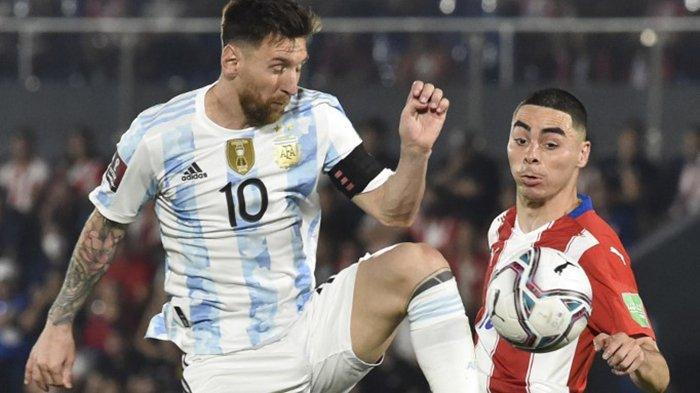Hasil, Klasemen, Top Skor Kualifikasi Piala Dunia 2022 Setelah Argentina Seri, Brazil Menang