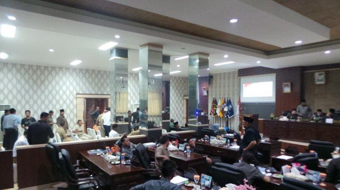 DPRD Anambas Kebut Beberapa Agenda Rapat Paripurna dalam Sehari, Begini Kata Setwan Anambas