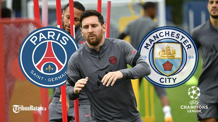PSG vs Manchester City Live SCTV 02.00 WIB, Guardiola: Saya Tak Tahu Cara Hentikan Messi