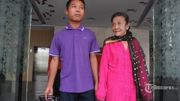 Pernikahannya Sempat Menghebohkan Medsos! Penampakan Slamet dan Nenek Rohaya Bikin Kaget!