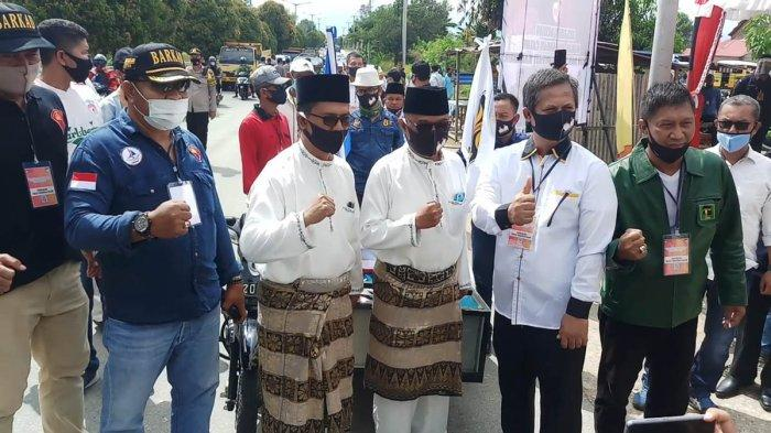 Sidang MK Pilkada Karimun, Tim Iskandarsyah - Anwar Minta Diskualifikasi Petahana Karimun