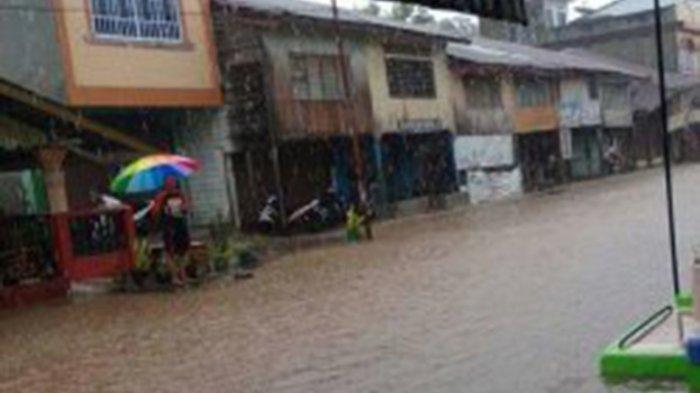 Pasar Kijang Lama Jadi Langganan Banjir, Lurah Berharap Proyek Normalisasi Segera Terealisasi