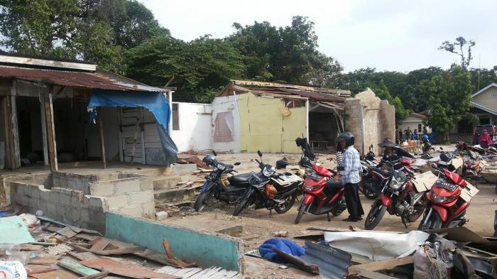 Terapkan Sistem Cabut Undi Tentukan Kios Pedagang Pasar Tanjung Batu, Perusda: Jangan Disewakan