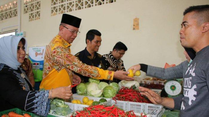 Revitalisasi Pasar Potong Lembu Tanjungpinang Selesai, Masyarakat Jadi Lebih Nyaman Belanja di Pasar