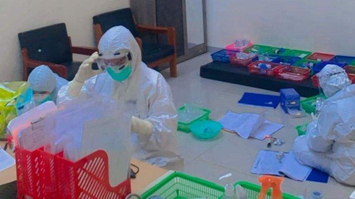 Pasien Sembuh Corona Terus Meningkat Meski Lingga Zona Merah Covid-19