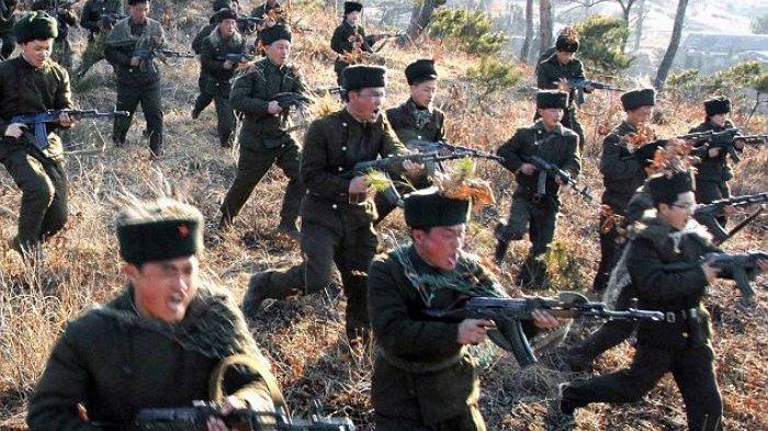 Sejarah Mencatat! Perang Korea Hitungan Jam, Tentara Korut Kocar-kacirkan Tentara Amerika-Korsel!